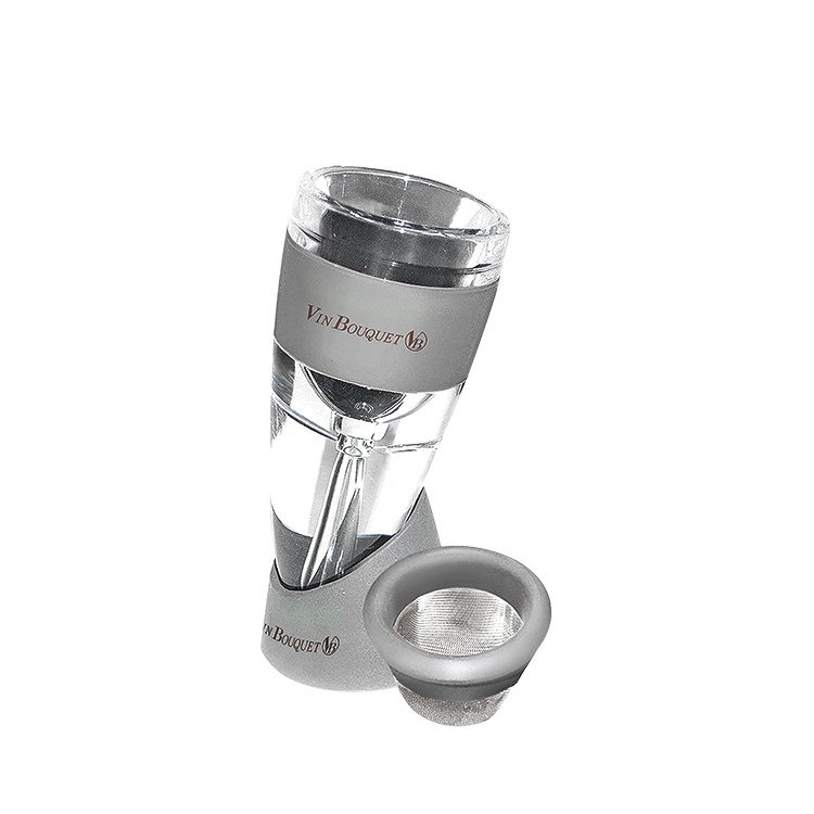 Vin Bouquet Aerator on Stand
