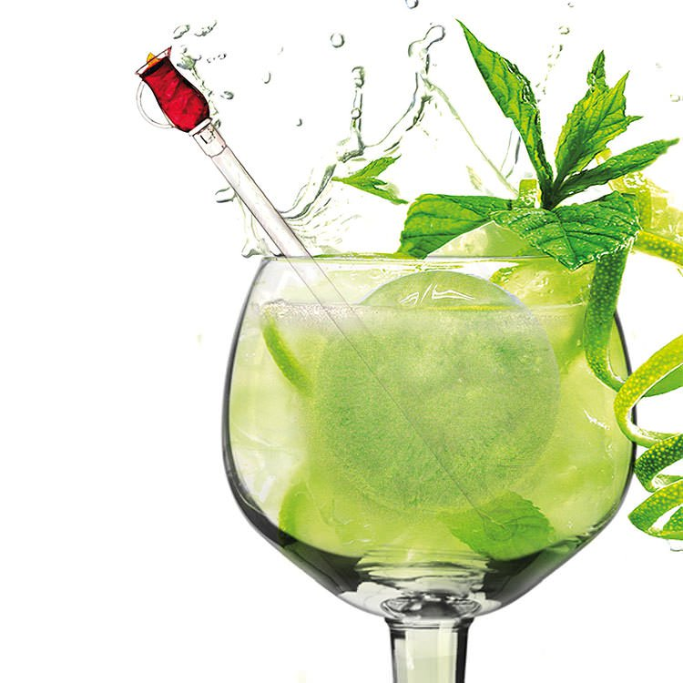 Vin Bouquet Cocktail Stirrers