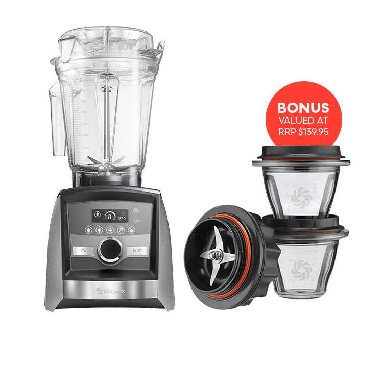 Vitamix Ascent 3500i Blender w/ Bonus Starter Kit