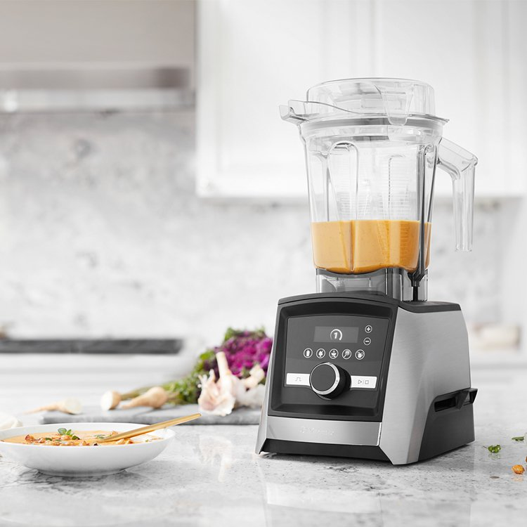Vitamix Ascent 3500i Stainless Brushed