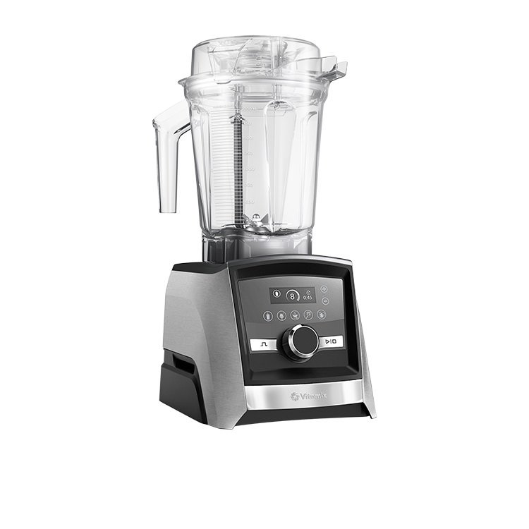 Vitamix Ascent A3500i High Performance Blender Stainless Brushed