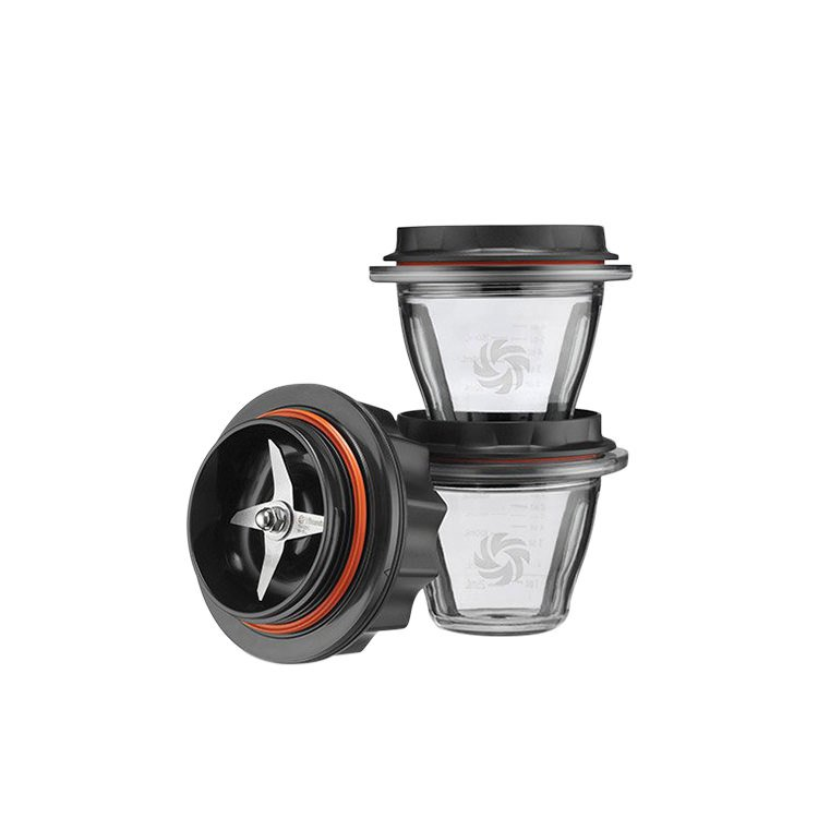 Vitamix Ascent Series Blending Bowl Starter Kit w/ Blade Base