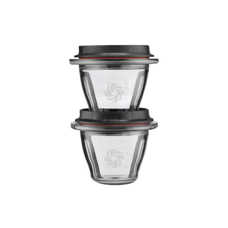 Vitamix Ascent Series Blending Bowls 2pk 225ml