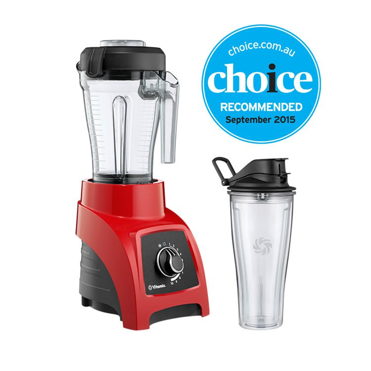 Vitamix S30 Blender Red