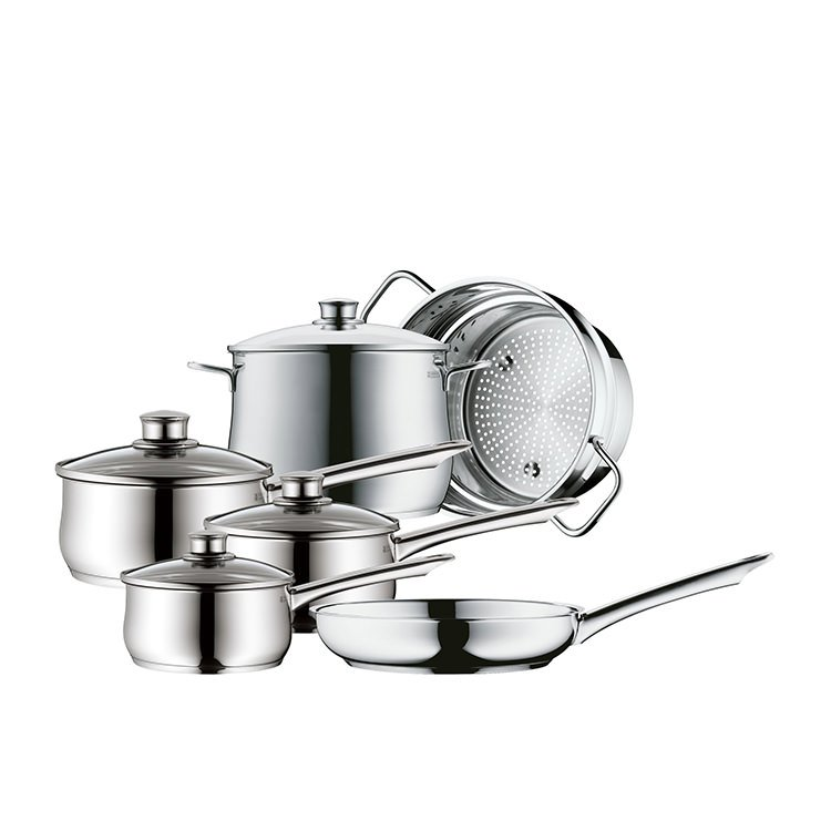WMF Diadem Plus Cookware Set 6pc