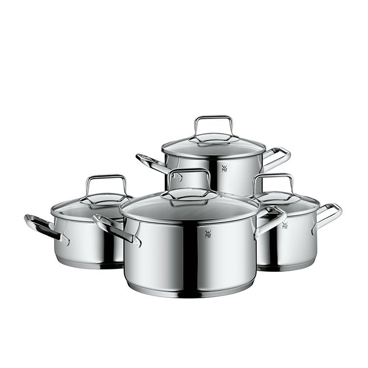 WMF Trend Cookware Set 4pc