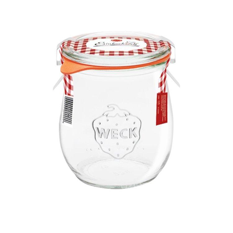 Weck Jar Complete 220ml
