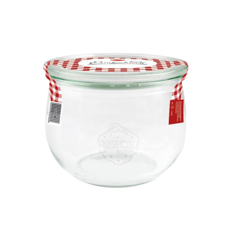 Weck Jar Complete 580ml