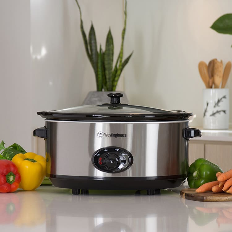 Westinghouse Slow Cooker 6.5L