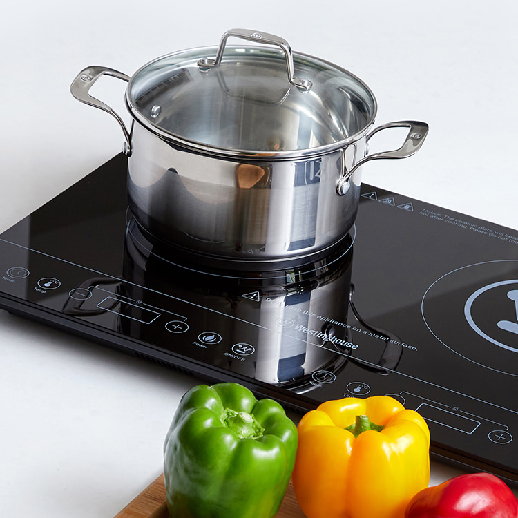 Westinghouse Twin Induction Cooktop