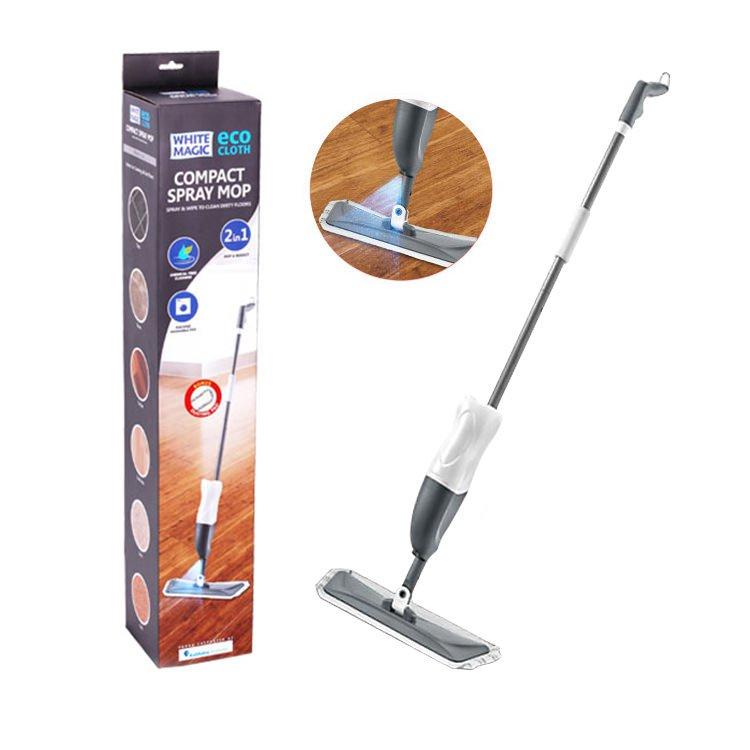 White Magic Compact Spray Mop
