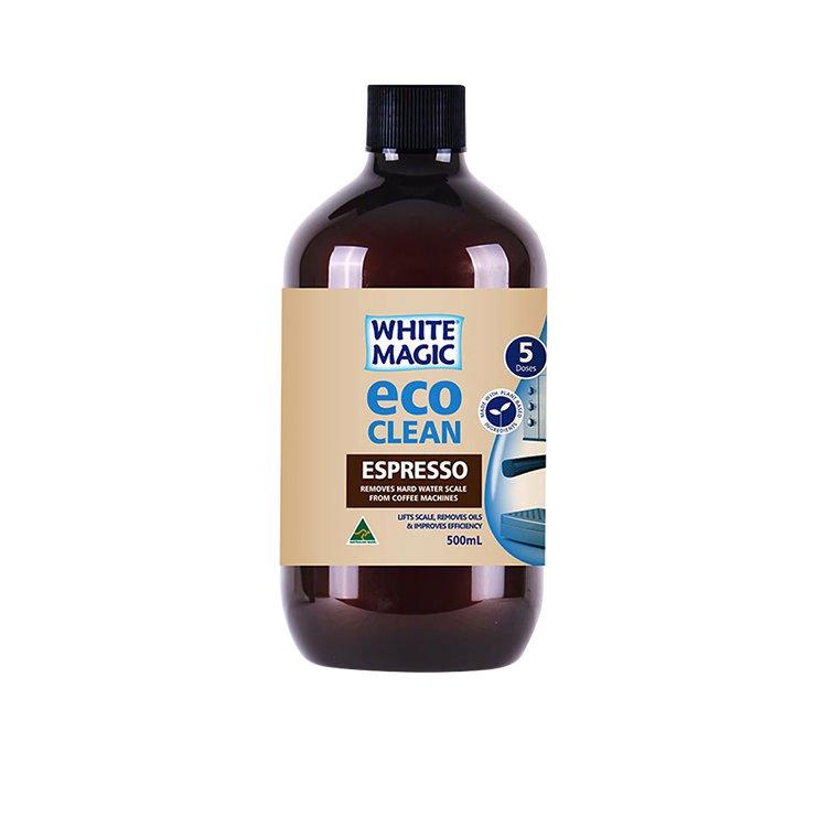 White Magic Eco Clean Espresso Clean