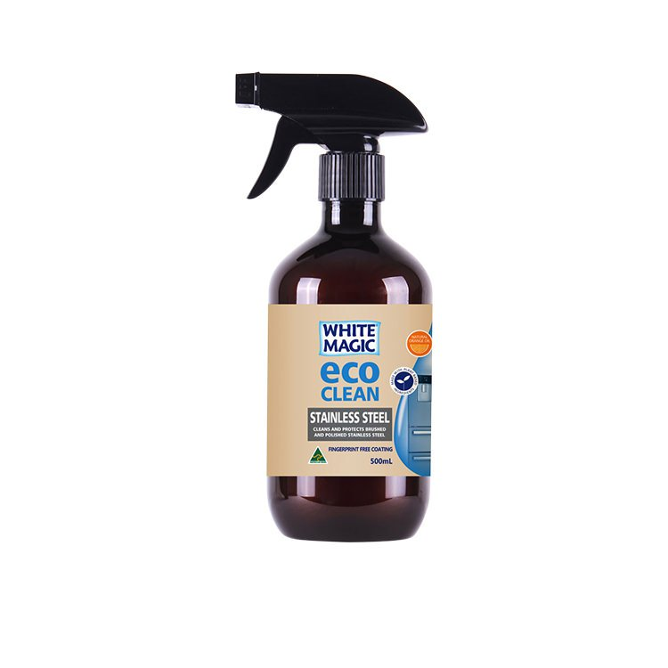 White Magic Eco Clean Stainless Steel Spray