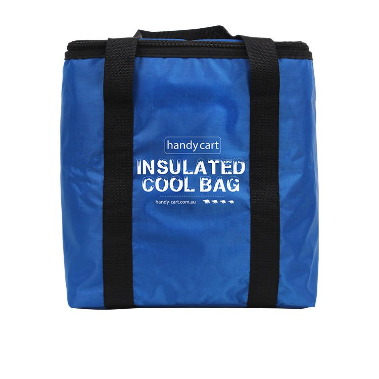 White Magic Handy Cart Insulated Cool Bag Jumbo
