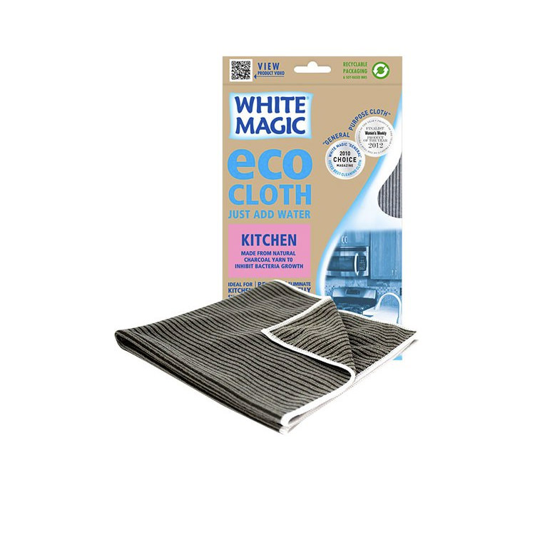 White Magic Eco Cloth Kitchen