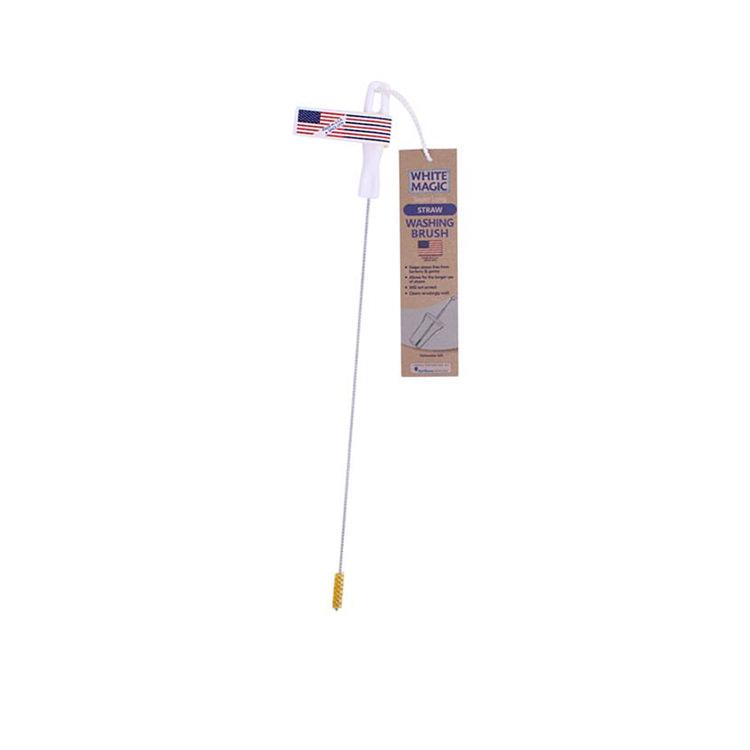 White Magic Super Long Straw Washing Brush