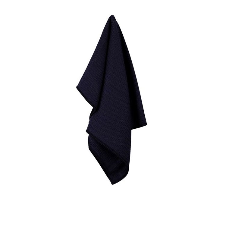 White Magic Eco Cloth Tea Towel Midnight