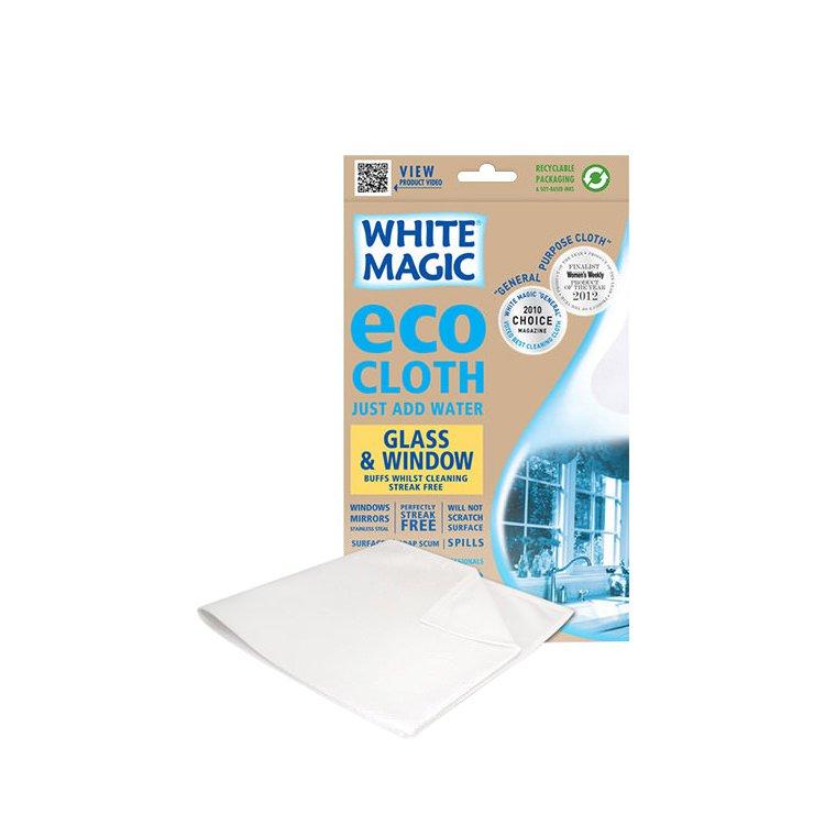 White Magic Window Glass Cloth Fast Shipping