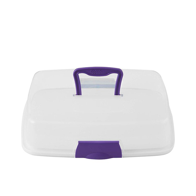 Wilton 2 in 1 Reversible Rectangular Cake Caddy