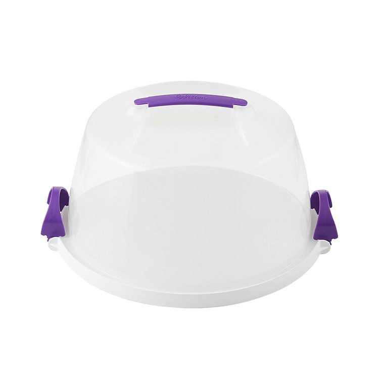 Wilton 2 in 1 Reversible Round Cake Caddy image #3
