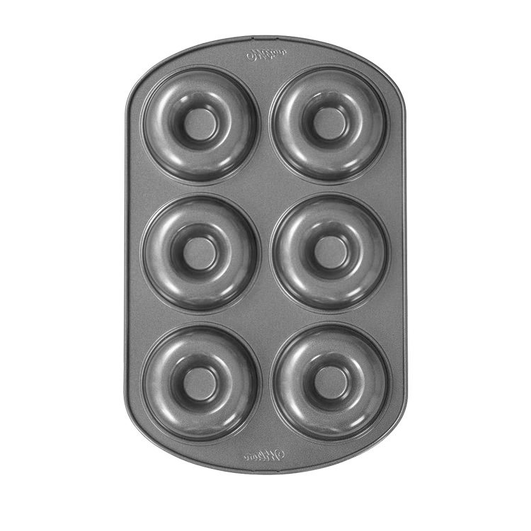 Wilton 6 Cavity Donut Pan