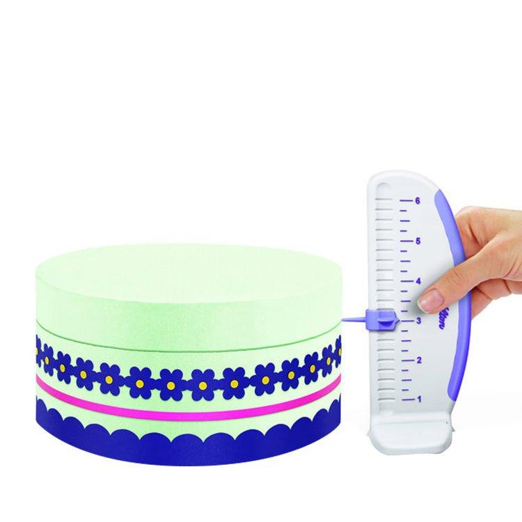 Wilton Cake Marking Guide