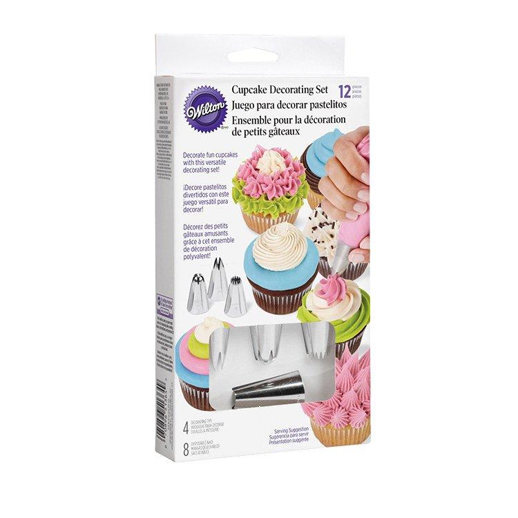 Wilton Cupcake Decorating Set 12pc
