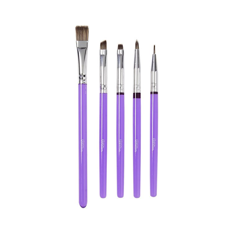 Wilton Decorating Brush Set 5pc