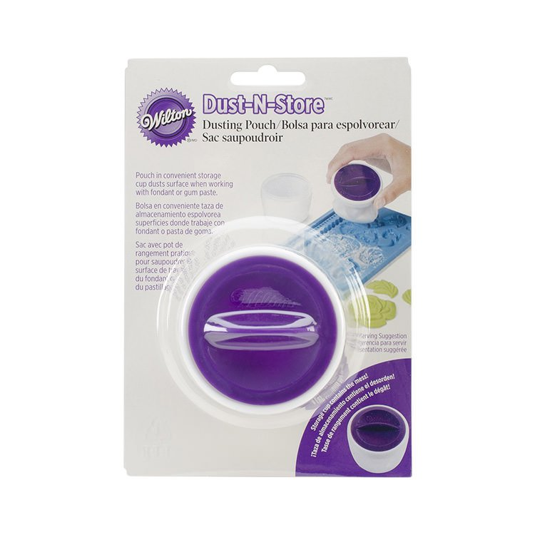 Wilton Dust-N-Store Dusting Pouch image #2