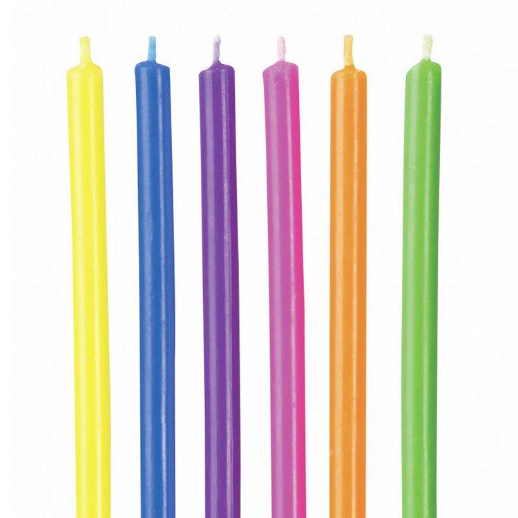 Wilton Long Candles 12pc