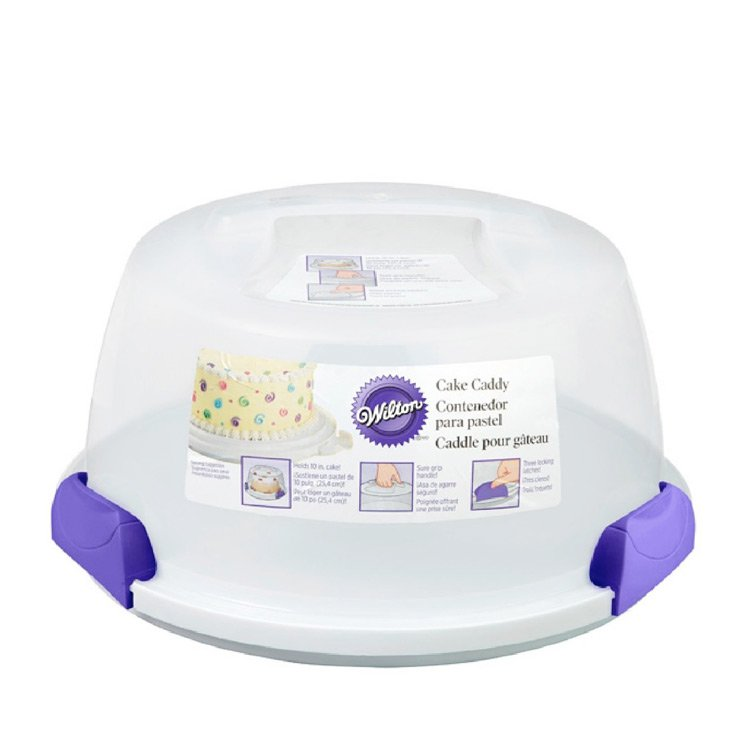Wilton Round Cake Caddy