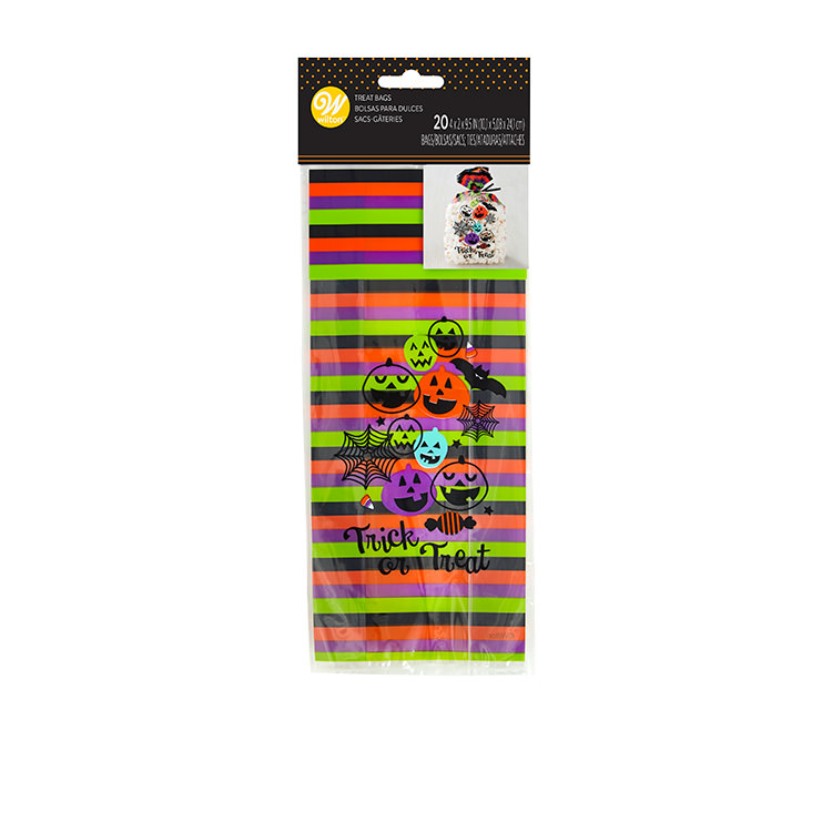 Wilton Trick or Treat Party Bags 20pk