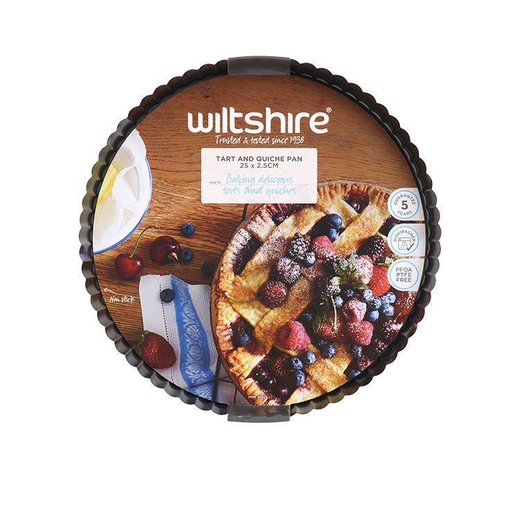 Wiltshire EasyBake Tart/Quiche Pan 25cm
