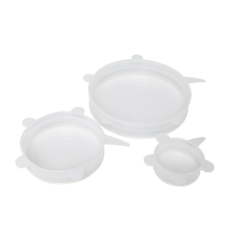 Wiltshire Silicone Bowl Covers 3pk