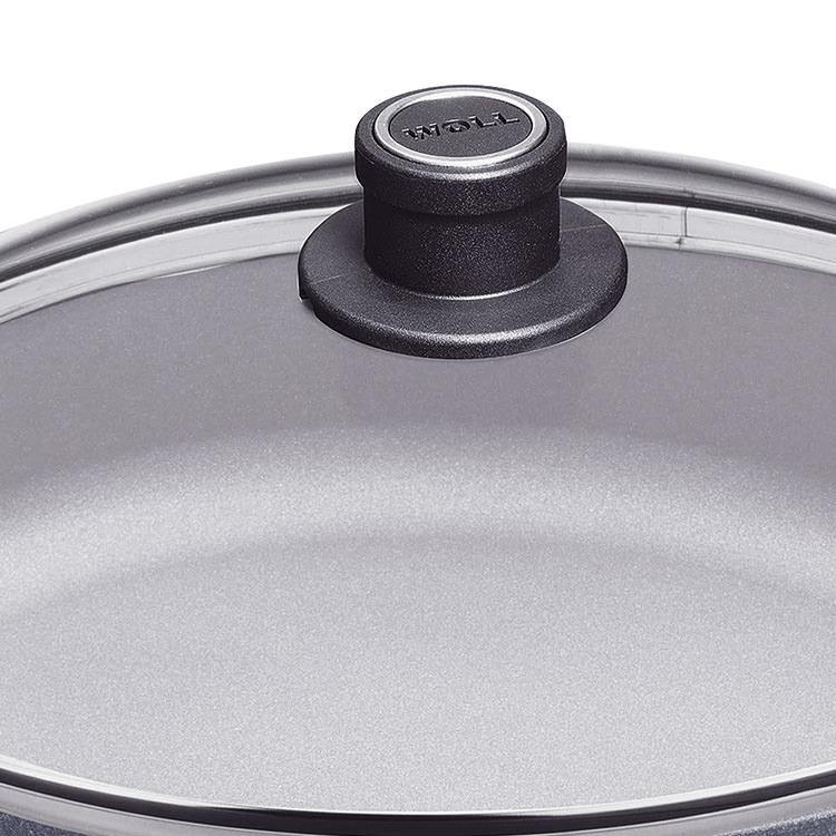 Woll Saphir Lite Saute Pan with Lid 32cm image #3