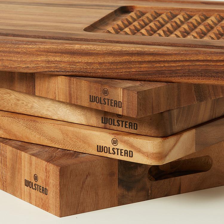 Wolstead Bonn Reversible Carving Board 35x50x4cm