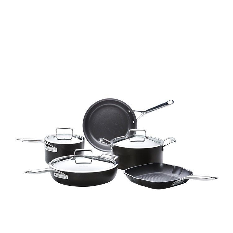 Wolstead Superior+ 5pc Cookware Set