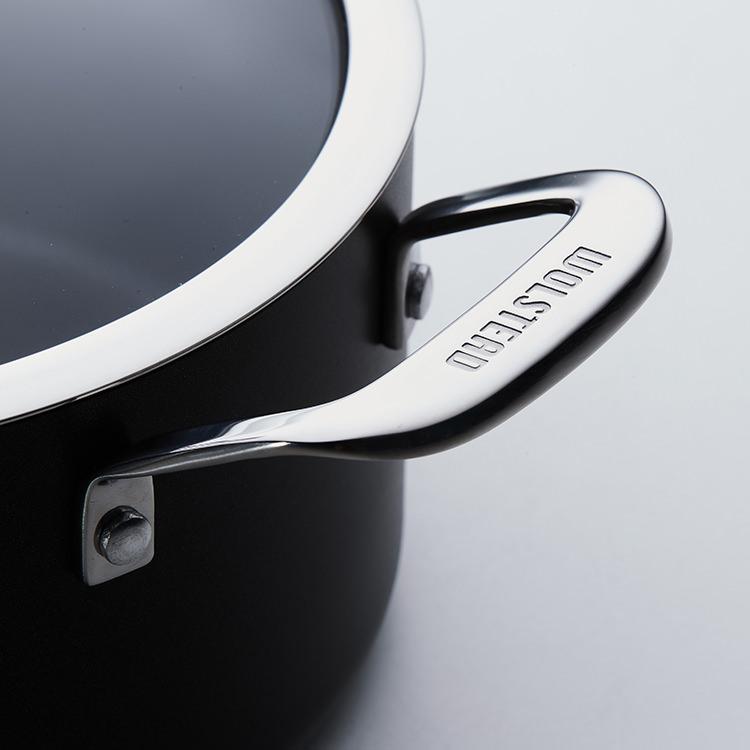 Wolstead Superior+ Casserole 24cm - 4.7L