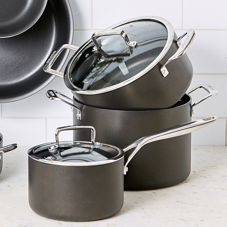 Wolstead Superior+ Saucepan with Lid 16cm - 1.8L