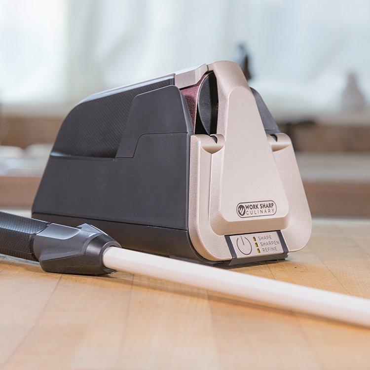 Work Sharp E5 Electric Knife Sharpener Pack