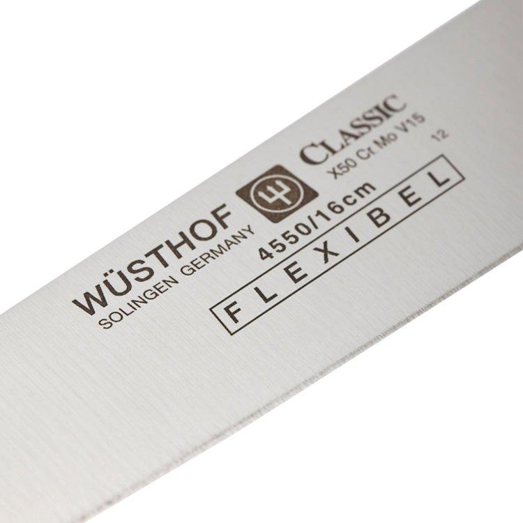 Wusthof Classic Filleting Knife (Flexible) 16cm