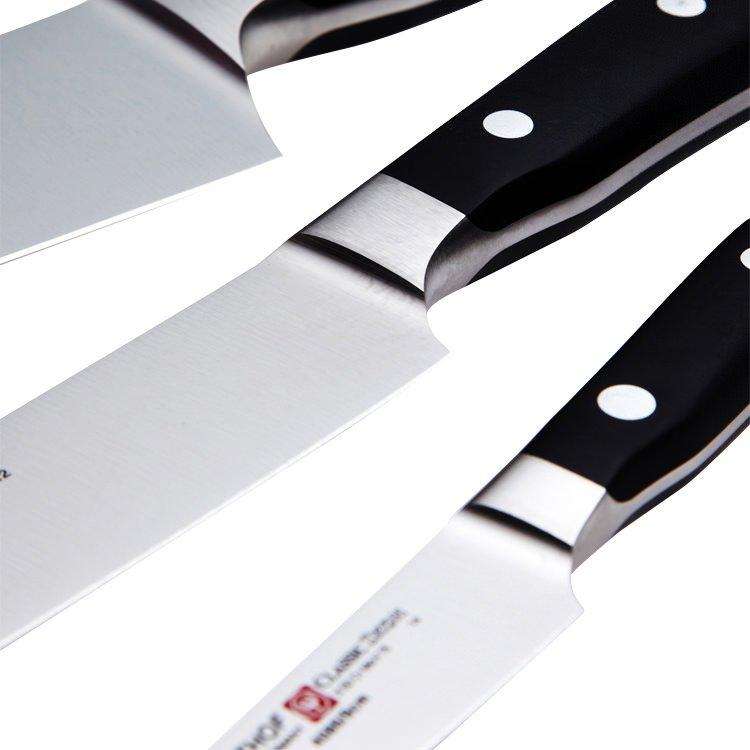 Wusthof Classic Ikon 3pc Knife Set