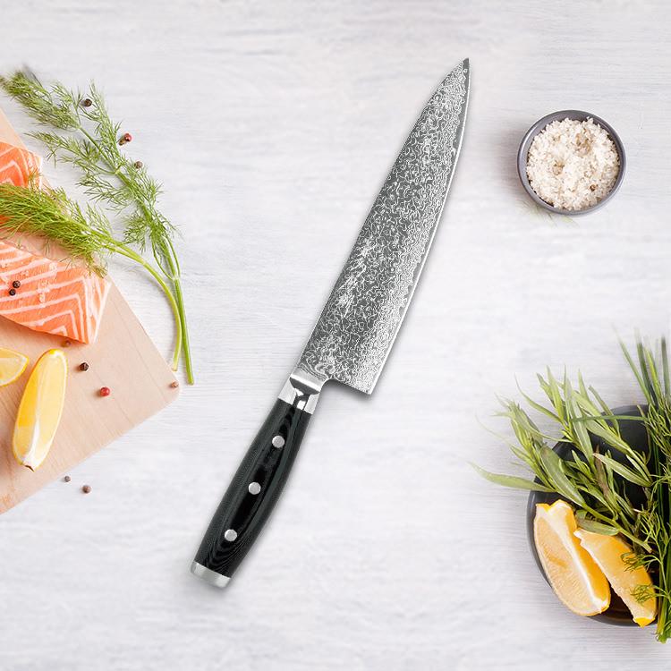 Yaxell Gou Chef's Knife 20cm