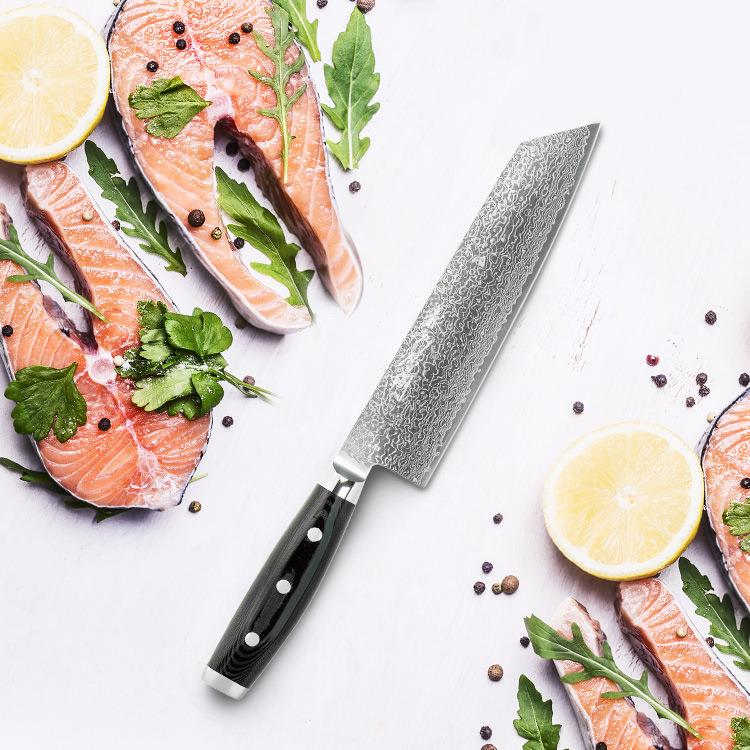 Yaxell Gou Kiritsuke Knife 20cm