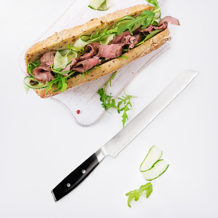 Yaxell Mon Bread Knife 23cm