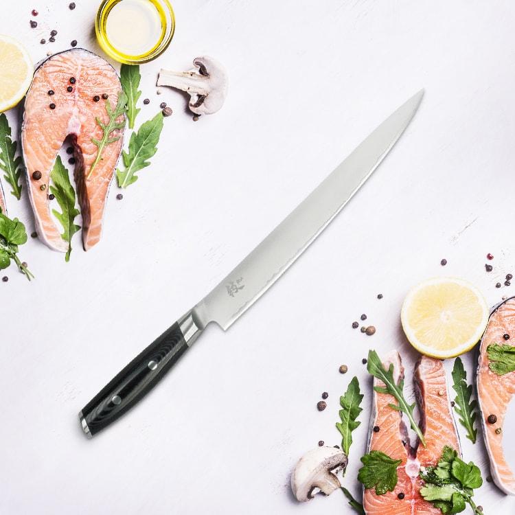 Yaxell Mon Slicing Knife 25.5cm