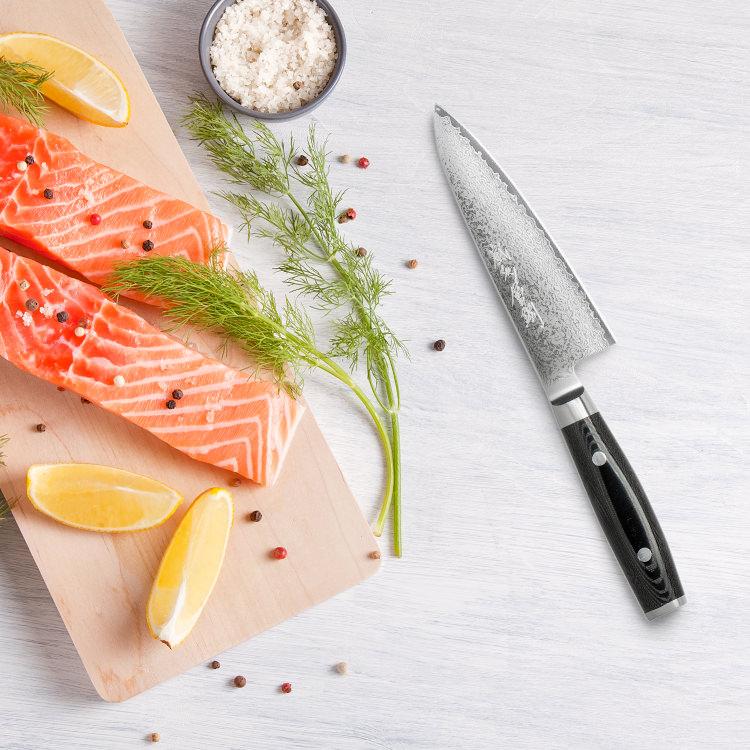 Yaxell Ran Plus Chef's Knife 15cm