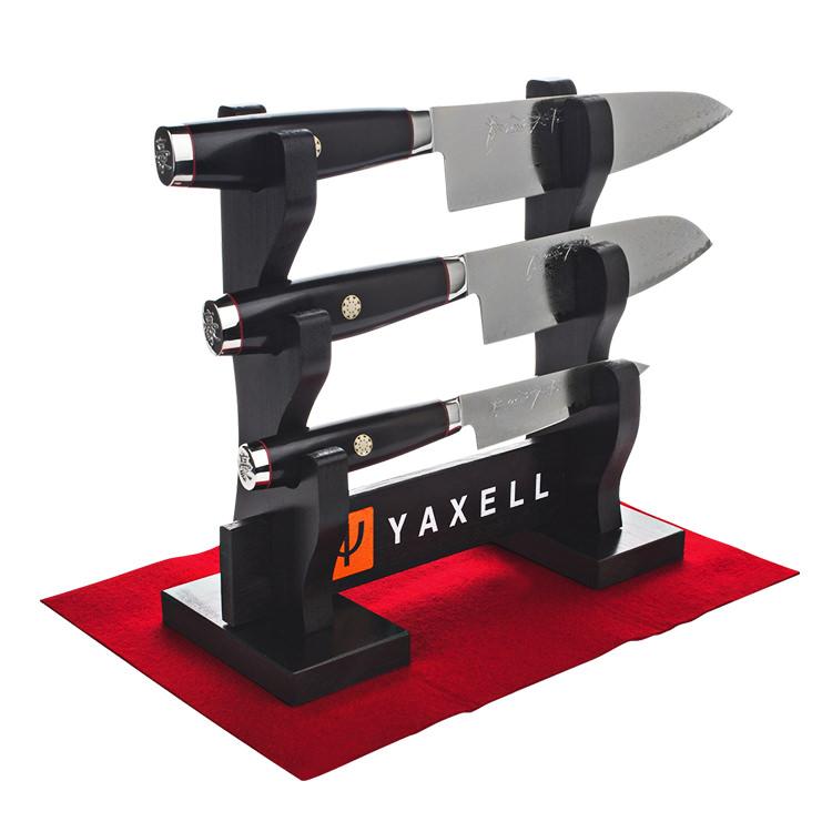 Yaxell Super Gou Ypsilon 4pc Knife Set