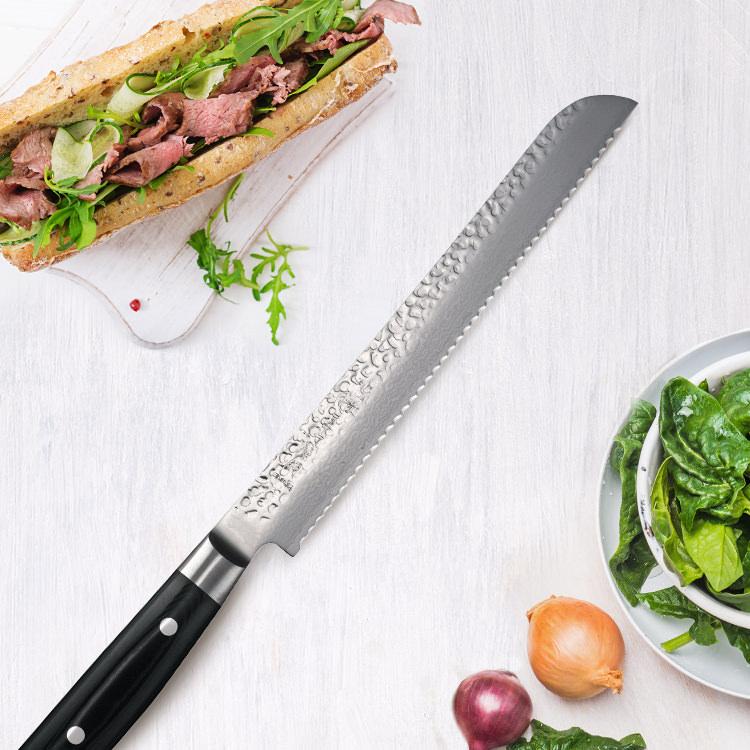 Yaxell Zen Bread Knife 23cm