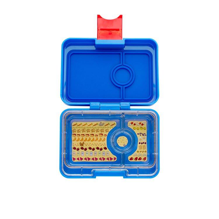 Yumbox Mini Snack Box Ciel Blue